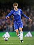 Chelsea's Marcos Alonso in action during the Premier League match at Stamford Bridge Stadium, London. Picture date: May 8th, 2017. Pic credit should read: David Klein/Sportimage