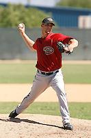 Bradin Hagens - Arizona Diamondbacks 2009 Instructional League .Photo by:  Bill Mitchell/Four Seam Images..