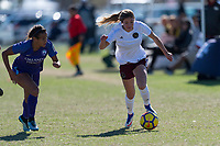 Lakewood Ranch, FL - Sunday Dec. 10, 2017: Kate Wiesner (6)  during the 2017 Development Academy Winter Showcase & Nike International Friendlies at Premier Sports Campus at Lakewood Ranch, FL.
