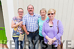 Pictured at the Con Curtin Music Festival 2015 in Brosna on Sunday was L-R: Paula Falvey, Thomas Quinn, Catherine Madden and Bridget Quinn, Ballydonohue, Lisselton.