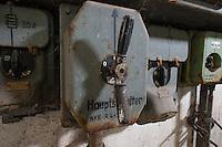 Abandoned Water Company in Saxony-Anhalt.<br /> 2.5.2014<br /> Copyright: Christian-Ditsch.de<br /> [Inhaltsveraendernde Manipulation des Fotos nur nach ausdruecklicher Genehmigung des Fotografen. Vereinbarungen ueber Abtretung von Persoenlichkeitsrechten/Model Release der abgebildeten Person/Personen liegen nicht vor. NO MODEL RELEASE! Don't publish without copyright Christian-Ditsch.de, Veroeffentlichung nur mit Fotografennennung, sowie gegen Honorar, MwSt. und Beleg. Konto: I N G - D i B a, IBAN DE58500105175400192269, BIC INGDDEFFXXX, Kontakt: post@christian-ditsch.de]