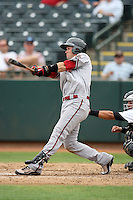 Cole Gillespie - Scottsdale Scorpions, 2009 Arizona Fall League.Photo by:  Bill Mitchell/Four Seam Images..