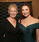 Liz Callaway and Donna Murphy attends the Abingdon Theatre Company Gala honoring Donna Murphy on October 22, 2018 at the Edison Ballroom in New York City.