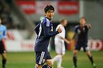 Shinji Kagawa (JPN), .FEBRUARY 6, 2013 - Football / Soccer : .KIRIN Challenge Cup 2013 Match between Japan 3-0 Latvia .at Home's Stadium Kobe in Hyogo, Japan. .(Photo by Akihiro Sugimoto/AFLO SPORT)