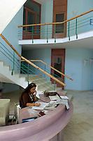 Egypte, Cairo, 5 mei 2007..Sekem hoofdkantoor te Cairo.Sekem headoffice. .. Foto (c) Michiel Wijnbergh.