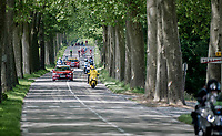 the day's breakaway is formed only a few kilometers into the race<br /> <br /> Stage 6: Le parc des oiseaux/Villars-Les-Dombes &rsaquo; La Motte-Servolex (147km)<br /> 69th Crit&eacute;rium du Dauphin&eacute; 2017