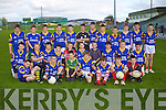 The Holy Family Rathmore National School who played Spa National School in the Cumann na mBunscoil Finals at Austin Stack Park Tralee on Thursday..Front Row: Luke Moynihan, Dean Fitzgerald, Diarmuid Nagle, Darragh Desmond, Naoise Clifford, Edward Fitzgerald, Tadhg O'Keeffe..Middle Row:  Jason Murphy, Shane Carmody, Joel Harris, Stephen Horan, Seamus O'Doherty, Brandon Murphy, Nikodem Swiczewski, Michael Mahoney, Bryan Crowley (C), Cian Jenkins..Back Row: Timothy Mahony, Kacper Wojtaszek, Darragh O'Callaghan, Ian Cremin, Mark Ryan, Paul Cremin, Miche?al O'Leary, Damien Nagle, Daniel Guerin, Fergal O'Connor, Ryan O'Brien, Damien Cronin.