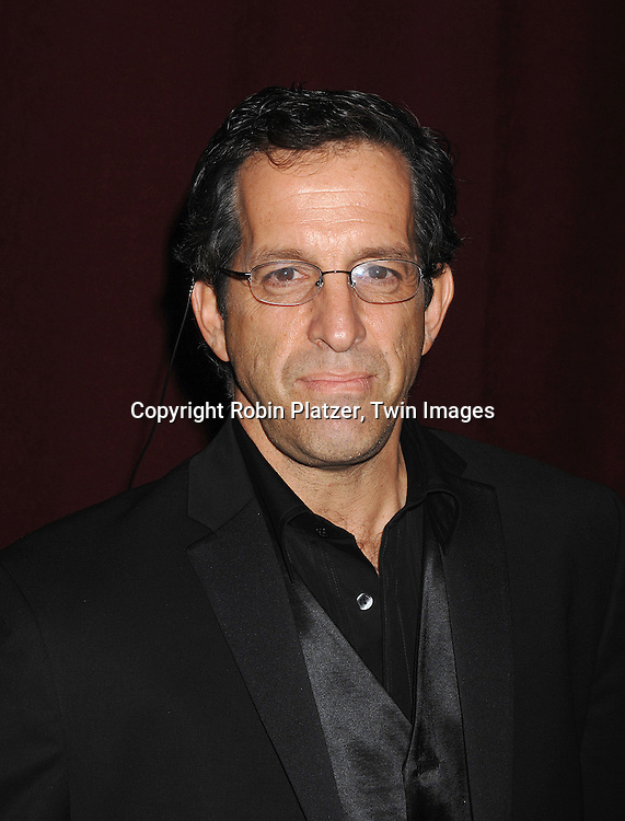 Kenneth Cole..arriving at The 7th on Sale Black Tie Gala Dinner on ..November 15, 2007 at The 69th Regiment Armory in New York. The Fashion Industry's Battle Against HIV and AIDS..will benefit. CFDA and Vogue were 2 of the sponsors...Robin Platzer, Twin Images