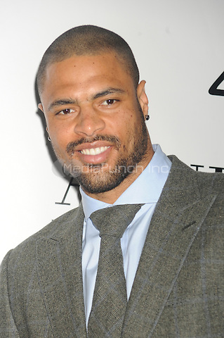 Tyson Chandler at the 40th annual Fifi awards at Alice Tully Hall, Lincoln Center on May 21, 2012 in New York City.. Credit: Dennis Van Tine/MediaPunch