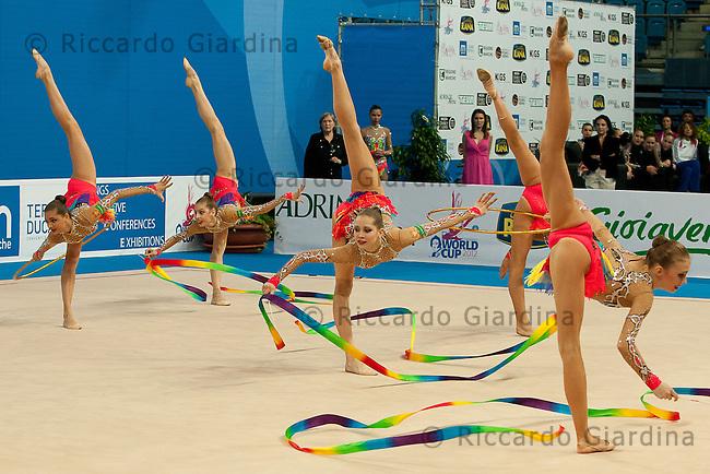 Team RUSSIA   Hoop + Ribbon