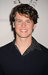 "BEVERLY HILLS, CA. - March 13: Jonathan Groff arrives at The PaleyFest 2010 Presents ""Glee"" at the Saban Theatre on March 13, 2010 in Beverly Hills, California."