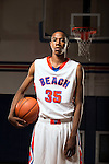 "Sept. 10, 2013: Shaqquan Aaron, 18, will play for the University of Louisville after graduating from Rainier Beach High School in Seattle. ""I've seen my work pay off,"" said Aaron, a six-foot-seven small forward. ""It's a blessing to get some notoriety, it's a blessing to get to play — not everyone gets the chance to play for a championship team and a hall of fame coach."" Photo by Daniel Berman for SLAM."