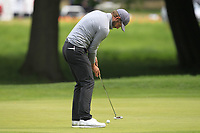 James Heath (ENG) on the 1st green during Round 1 of the Bridgestone Challenge 2017 at the Luton Hoo Hotel Golf &amp; Spa, Luton, Bedfordshire, England. 07/09/2017<br /> Picture: Golffile | Thos Caffrey<br /> <br /> <br /> All photo usage must carry mandatory copyright credit     (&copy; Golffile | Thos Caffrey)