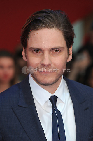 LONDON, ENGLAND - APRIL 26: Daniel Bruhl attends the European premiere of Captain America: Civil War at Westfield Shopping Centre on April 26, 2016 in London, England.<br /> CAP/BEL<br /> &copy;BEL/Capital Pictures /MediaPunch ***NORTH AMERICAN AND SOUTH AMERICAN SALES ONLY***