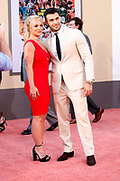 """LOS ANGELES - JUL 22:  Britney Spears, Sam Asghari at the """"Once Upon a Time in Hollywood"""" Premiere at the TCL Chinese Theater IMAX on July 22, 2019 in Los Angeles, CA"""