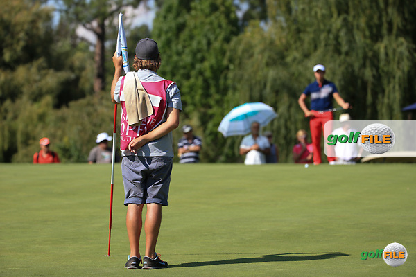 Daniel Im (USA) in action during Round Three of the 2016 Tshwane Open, played at the Pretoria Country Club, Waterkloof, Pretoria, South Africa.  13/02/2016. Picture: Golffile | David Lloyd<br /> <br /> All photos usage must carry mandatory copyright credit (&copy; Golffile | David Lloyd)