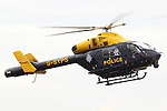 South Yorkshire Police Helicopter