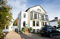 BNPS.co.uk (01202 558833)<br /> Pic: PurpleBricks/BNPS<br /> <br /> A semi-detached home that has gone on the market for £1.15m pays for itself as it earns £60,000 a year as a film location for adverts.<br /> <br /> The elegant Georgian home has acted as a backdrop for TV commercials for the likes of Marks & Spencer, Debenhams and John Lewis for <br /> the past 12 years.<br /> <br /> Its garden summer house was featured on the front cover of the Laura Ashley Spring and Summer 2019 catalogue.<br /> <br /> The four storey home in Bromley, south east London, is now up for sale through Purple Bricks.