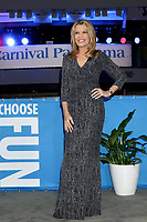 LOS ANGELES - DEC 10:  Vanna White at the Carnival Panorama Press Day at Long Beach Carnival Cruise Terminal on December 10, 2019 in Long Beach, CA