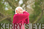 Tim O'Mahony (Captain) at the Dunloe Golf Club's Captains drive on Saturday.. .   Copyright Kerry's Eye 2008
