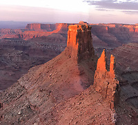 Sunrise at Marlboro Point, Canyonlands National Park, Utah