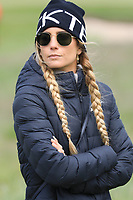 Gala Larazabal watches her husband Pablo Larrazabal (ESP) play during the final round of the Made in Denmark presented by Freja, played at Himmerland Golf & Spa Resort, Aalborg, Denmark. 26/05/2019<br /> Picture: Golffile   Phil Inglis<br /> <br /> <br /> All photo usage must carry mandatory copyright credit (© Golffile   Phil Inglis)
