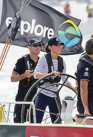 Kate, Duchess of Cambridge & Prince William sailing - New Zealand