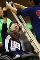Kazuki Takahashi,<br /> DECEMBER 27, 2015 - Boccia : <br /> 17th Japan Boccia Championships<br /> Individual BC3 final match<br /> at Green Arena Kobe, Hyogo, Japan.<br /> (Photo by Shingo Ito/AFLO SPORT)