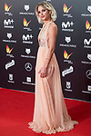 Ana Fernandez attends red carpet of Feroz Awards 2018 at Magarinos Complex in Madrid, Spain. January 22, 2018. (ALTERPHOTOS/Borja B.Hojas)