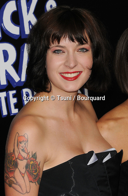Diablo Cody  -<br /> Nick &amp; Norah's  Infinite Playlist Premiere at the Arclight Theatre in Los Angeles.