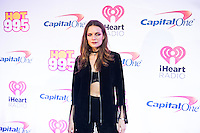 Capital One Presents Hot 99.5 Jingle Ball at Verizon Center on December 14, 2015. (Photo by Joy Asico /Guest of a Guest)