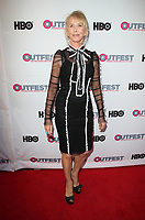 """LOS ANGELES, CA- Trudie Styler, At 2017 Outfest Los Angeles LGBT Film Festival - Closing Night Gala Screening Of """"Freak Show"""" at The Theatre at Ace Hotel, California on July 16, 2017. Credit: Faye Sadou/MediaPunch"""