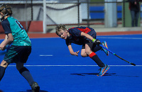 Action from the AIMS Games hockey at Blake Park in Mount Maunganui, New Zealand on Wednesday, 12 September 2018. Photo: Dave Lintott / lintottphoto.co.nz
