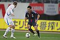Tomoaki Makino (JPN), FEBRUARY 24, 2012 - Football / Soccer : KIRIN Challenge Cup 2012 mach between Japan 3-1 Iceland at Nagai Stadium in Osaka, Japan. (Photo by Akihiro Sugimoto/AFLO SPORT) [1080]