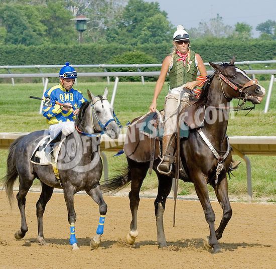 pony at Delaware Park on 5/28/12