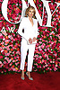 Christine Baranski arrives at The 72nd Annual Tony Awards on June 10, 2018 at Radio City Music Hall in New York, New York, USA. <br /> <br /> photo by Robin Platzer/Twin Images<br />  <br /> phone number 212-935-0770