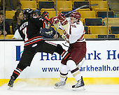 110318-Partial-Boston College Eagles vs. Northeastern University Huskies - Hockey East Semi