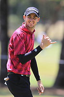 Braden Becker (AUS) on the 11th fairway during Round 1 of the Australian PGA Championship at  RACV Royal Pines Resort, Gold Coast, Queensland, Australia. 19/12/2019.<br /> Picture Thos Caffrey / Golffile.ie<br /> <br /> All photo usage must carry mandatory copyright credit (© Golffile | Thos Caffrey)