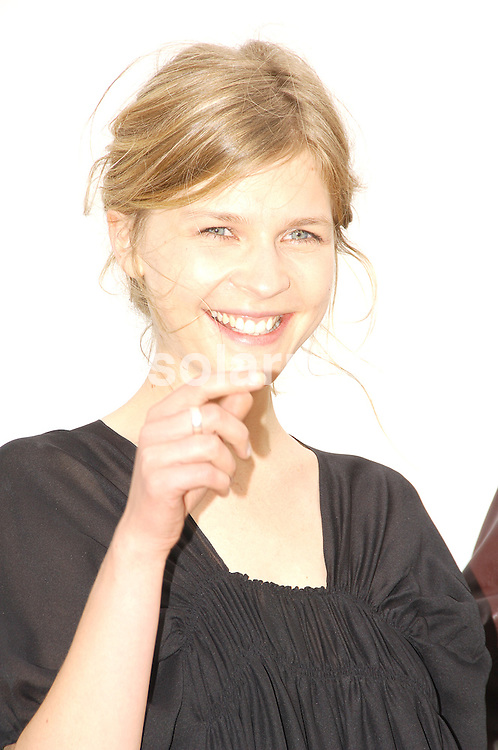 **ALL ROUND PICTURES FROM SOLARPIX.COM**.**WORLDWIDE SYNDICATION RIGHTS**.'Heartless' photocall at the 61st Cannes film festival. Cannes, France. 19th May 2008..This pic: Clemence Poesy..JOB REF: 6464 MSR    DATE: 19_05_2008.**MUST CREDIT SOLARPIX.COM OR DOUBLE FEE WILL BE CHARGED* *UNDER NO CIRCUMSTANCES IS THIS IMAGE TO BE REPRODUCED FOR ANY ONLINE EDITION WITHOUT PRIOR PERMISSION*