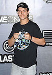 Jason Mewes arriving at the The Last Ship Comic-Con 2014 Party held on the USS Midway in San Diego, Ca. July 25, 2014.