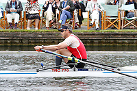 Race: 20 - Event: DIAMONDS - Berks: 564 L.A.J. WELLS - Bucks: 561 H.M.J. UGLOW<br /> <br /> Henley Royal Regatta 2017<br /> <br /> To purchase this photo, or to see pricing information for Prints and Downloads, click the blue 'Add to Cart' button at the top-right of the page.