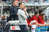 17.09.2016: Eintracht Frankfurt vs. Bayer Leverkusen