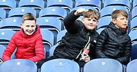 Blackburn Rovers fans look forward to kick-off<br /> <br /> Photographer Stephen White/CameraSport<br /> <br /> The EFL Sky Bet Championship - Blackburn Rovers v Bristol City - Monday 17th April 2017 - Ewood Park - Blackburn<br /> <br /> World Copyright &copy; 2017 CameraSport. All rights reserved. 43 Linden Ave. Countesthorpe. Leicester. England. LE8 5PG - Tel: +44 (0) 116 277 4147 - admin@camerasport.com - www.camerasport.com