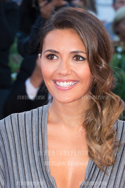 Serena Rossi  at the premiere of Blood Of My Blood at the 2015 Venice Film Festival.<br /> September 8, 2015  Venice, Italy<br /> Picture: Kristina Afanasyeva / Featureflash