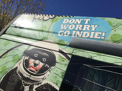 Escápate de Madrid con los tuyos como nunca antes lo has hecho… Go Indie!