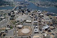 1996 June 28..Redevelopment..Macarthur Center.Downtown North (R-8)..LOOKING SOUTH..NEG#.NRHA#.