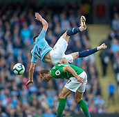 2018 EPL Premier League Football Man City v Brighton Sep 29th