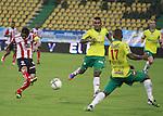 Real Cartagena perdio 3x1 como local con el Atletico Junior en la liga  postobon en el torneo finalizacion del futbol colombiano