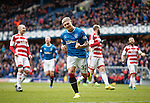 Martyn Waghorn celebrates after converrting his penalty kick
