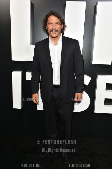 LOS ANGELES, CA. September 13, 2018: Sergio Peris-Mencheta at the premiere for &quot;Life Itself&quot; at the Cinerama Dome.<br /> Picture: Paul Smith/Featureflash